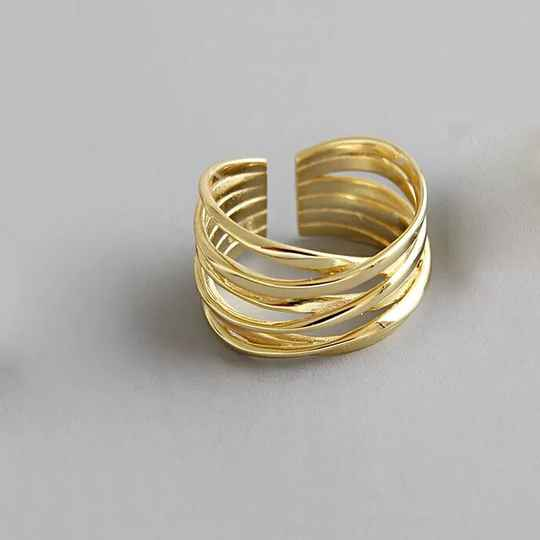 Ring multiple lines | goud
