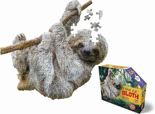 Puzzel I AM LiL Sloth