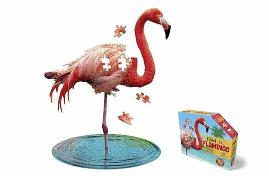Puzzel I AM LiL Flamingo