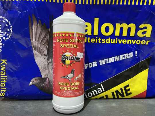 PALOMA Rode Soep / Rotte Suppe Speciaal 1L