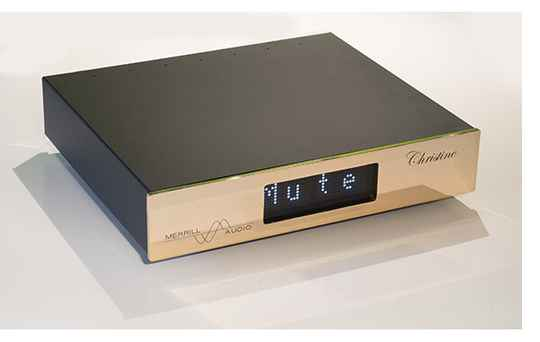 Merril Audio Christine Reference Preamplifier