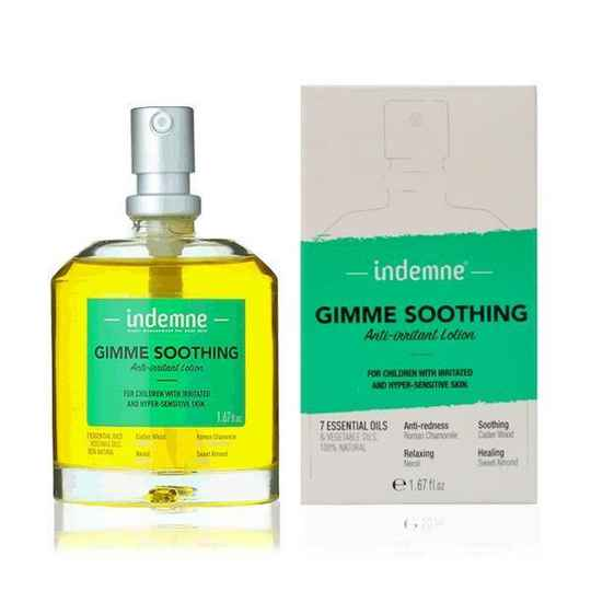 Indemne Soothing lotion children