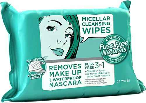 Fuss Free Face Wipes Micellar Cleansing