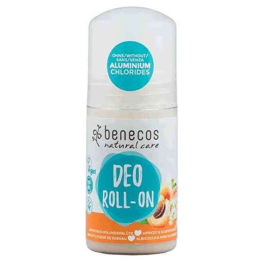 Benecos Deo Roll-On Abrikoos