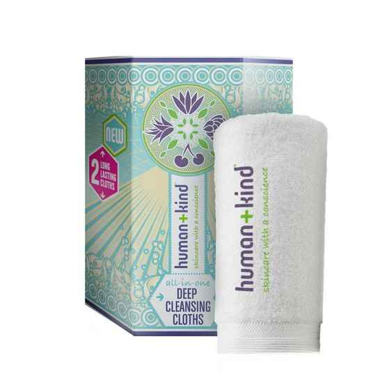 Deep Cleansing cloth