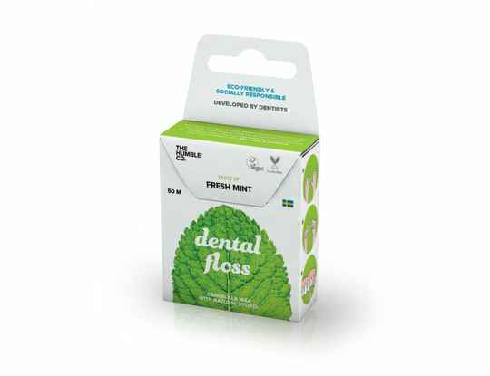 Humble Brush Dental floss - 3 smaken