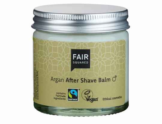 Fair Squared After shave balm man Argan