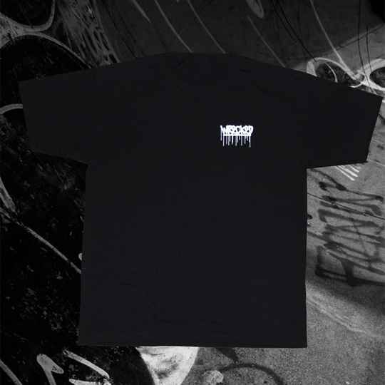 Drippy Tee BLACK