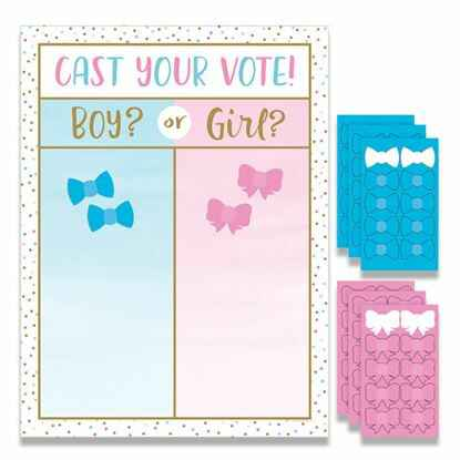 stemspel gender reveal
