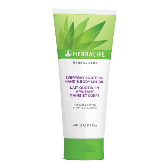 2563 Herbal Aloe Pflegende Hand- und Körperlotion 200 mL
