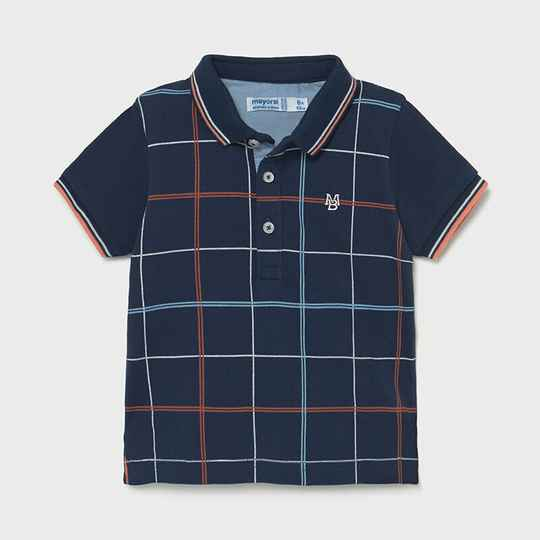 POLO RUIT NAVY MAYORAL REF 1106