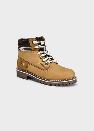 STOERE BOOTS CAMEL MAYORAL