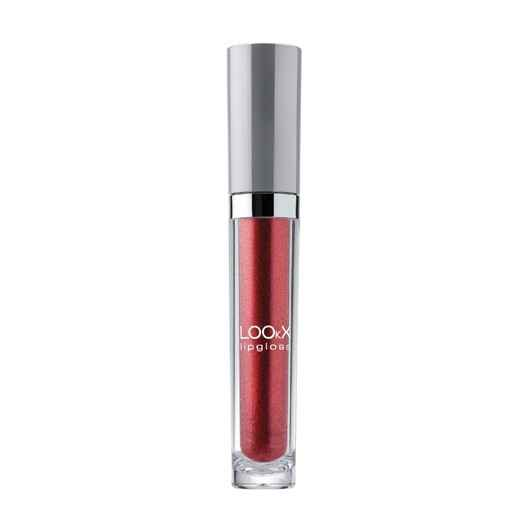 LOOkX GLOSS 15 Red Rose Pearl+