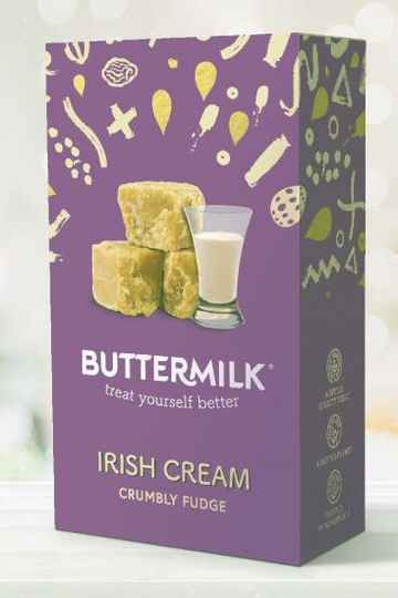 Irish cream fudge 100 gr.
