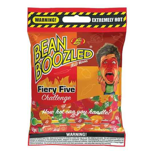 Bean boozled Flaming Five refill