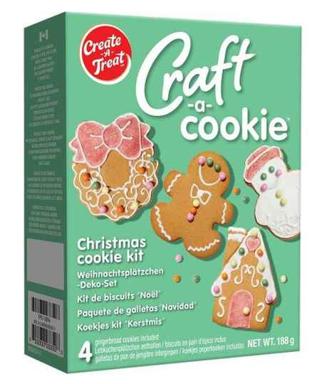 Gingerbread cookie kit DIY 188 gr.