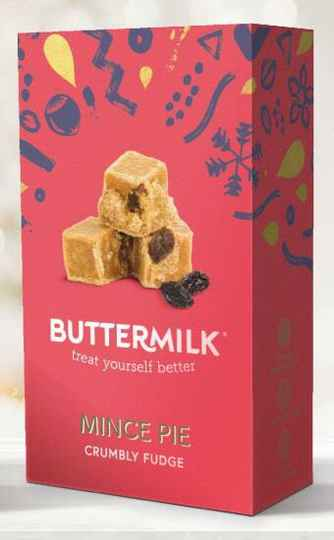 Mince pie fudge 100 gr.