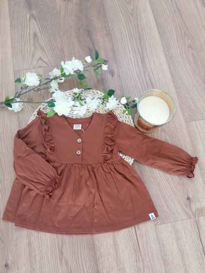 Blouse gingerbread