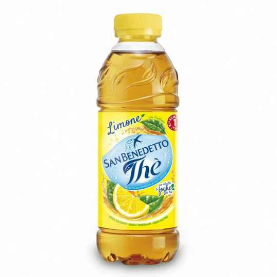 IJsthee limone 0,5ltr. - San Benedetto