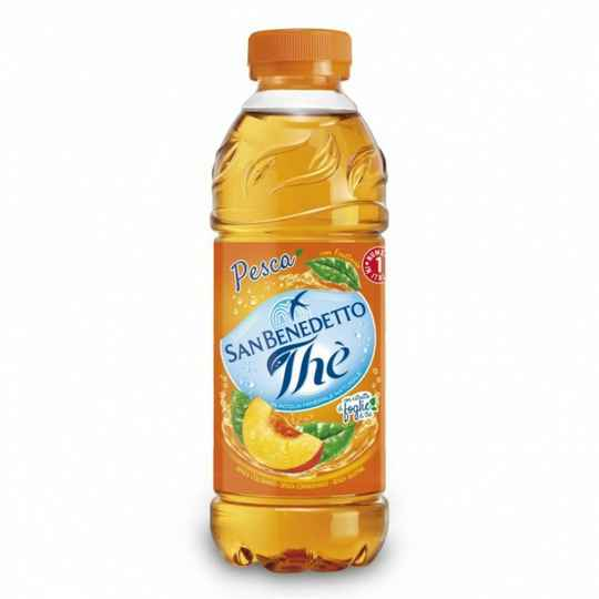IJsthee pesca 0,5ltr. - San Benedetto