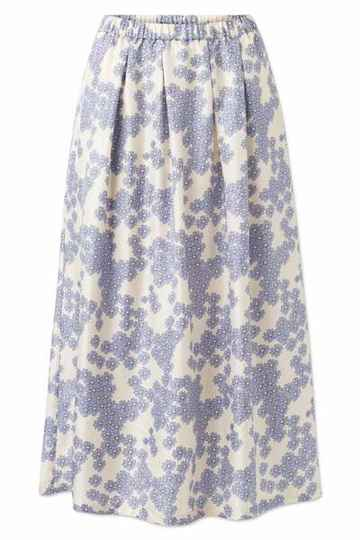 LOVECHILD 1979 LONG SEVERIN SKIRT