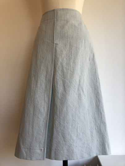 RUE BLANCHE ISOBELE SKIRT ICE BLUE