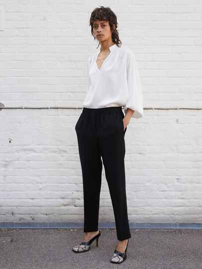 BY MALENE BIRGER ANGLET TROUSERS