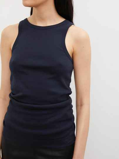 BY MALENE BIRGER AMIEE SINGLET NAVY