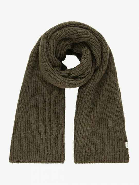 ANOTHER LABEL HANNE SCARF IVY GREEN