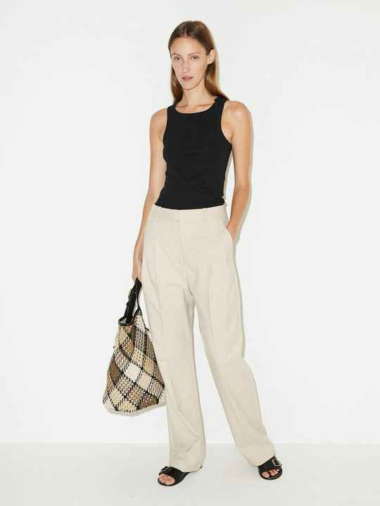 BY MALENE BIRGER LOUISAMAY PANTS SAND