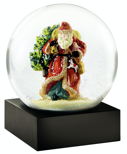 St. Nick - Snow Globes