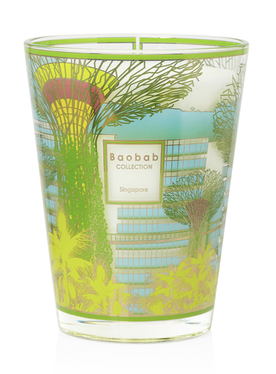 Singapore - Cities - Max 16 - Baobab Collection - Limited Edition