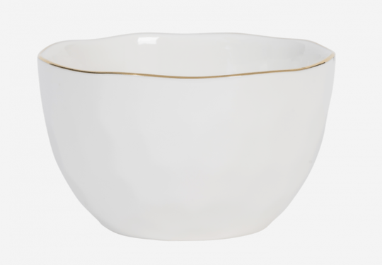 Bowl - Good Morning - White - 105245 - Urban Nature Culture