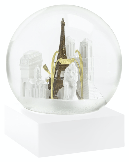Paris - Snow Globes