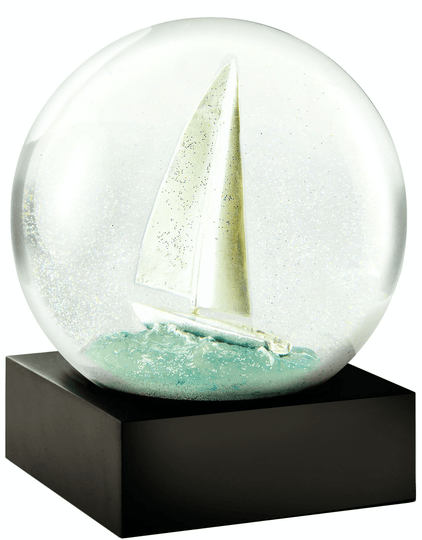 Sailboat - Snow Globes