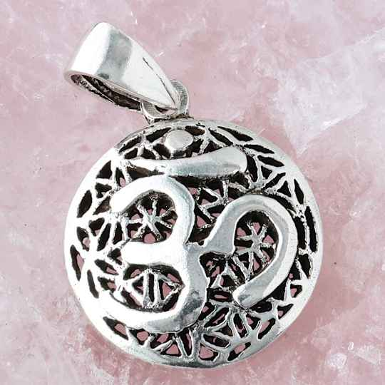 zhx2118 Flower of Life met aum