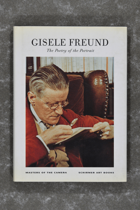 Freund,  Gisèle  -  The poetry of the portrait