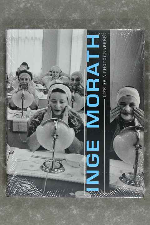 Morath, Inge  -  Life as a Photographer     (New in plastic!)