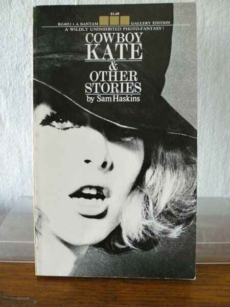 HASKINS, Sam - COWBOY KATE & OTHER STORIES