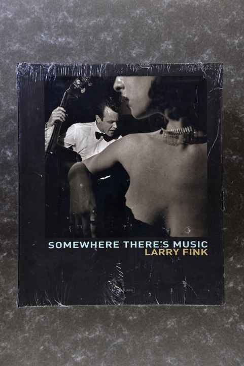 Fink, Larry  -  SOMEWHERE THERE'S MUSIC  -  DAMIANI