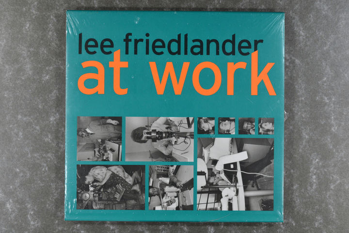 Friedlander,  Lee  -  At work