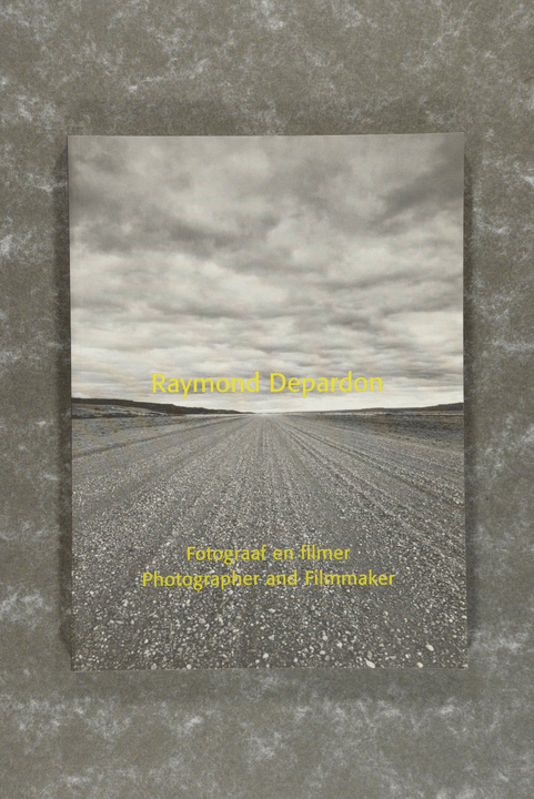 Depardon,  Raymond  -  Photographer and Filmmaker   edition 1500