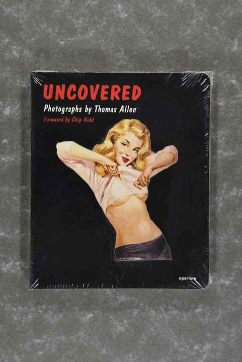 Allen,  Thomas  -  UNCOVERED