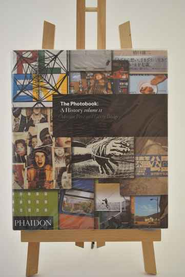 The Photobook: A History Volume II - Martin Parr and Gerry Badger - Phaidon - SIGNED!