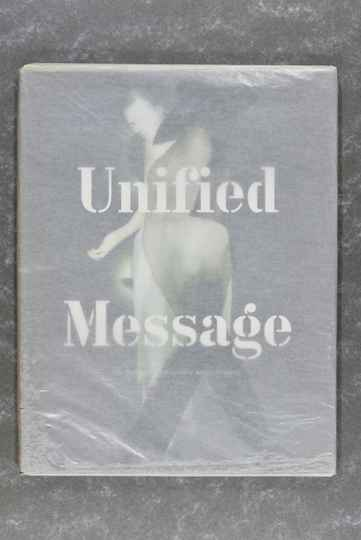 Berthoud, Francois  -  Unified Message: Fashionable Photography Meets Drawing      (New in paper!)