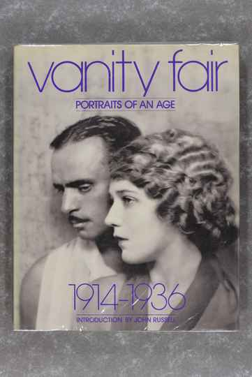 Edkins, Richardson and Diana  -  Vanity Fair: Portraits of an Age, 1914 - 1936        (New in plastic!)