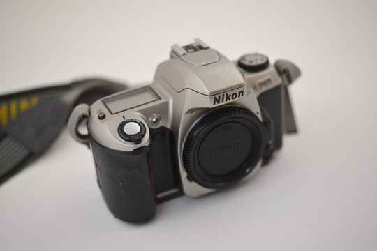 Nikon  -  Nikon F65 autofocus 35mm camera