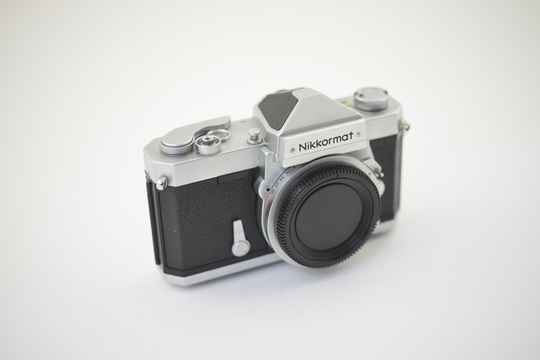 Nikon  -  Nikkormat FTn chrome body mint! ser. nr. 4305674