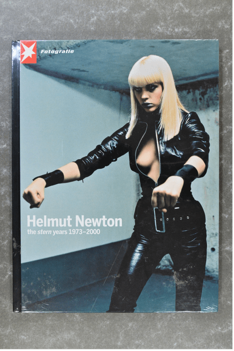 Newton , Helmut - the stern years 1973-2000      New in plastic!