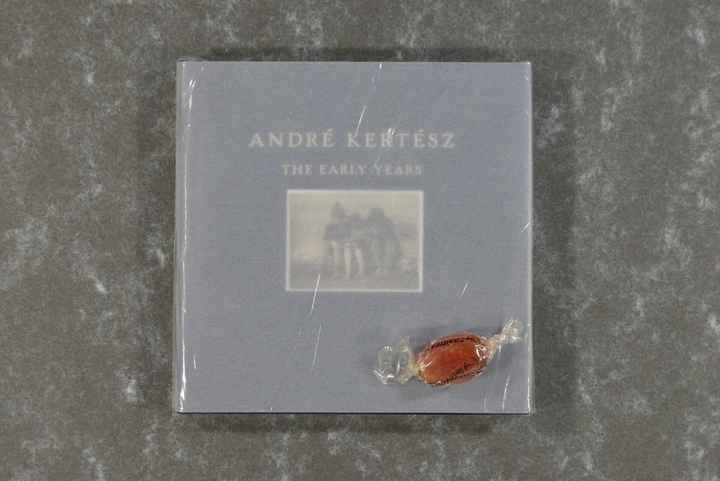 Kertész, André  -  The Early Years   (New in plastic and protection!)